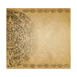 Mayan Calendar Prints by  Sateda