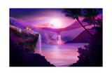 Cachette sous les tropiques Posters par  blu_vanilla21
