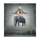 ValentinaPhotos - Fantasy Elephant - Reprodüksiyon