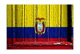 Ecuador Poster by  budastock