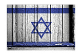 Israelie Flag Prints by  budastock