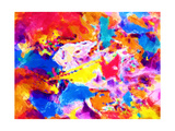 Abstract Painting Prints by Andriy Zholudyev