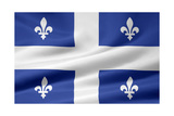 Quebec Flag Prints by  joggi2002