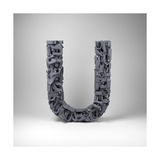 Letter U Posters by  badboo
