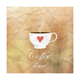 Coffee Time Prints by  Tanor