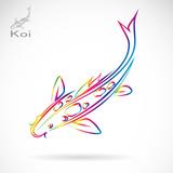 A Carp Koi Reproduction photographique par  yod67