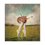 Let'S Dance Kunstdruck von  ValentinaPhotos
