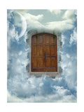 Heaven Door Pósters por  justdd