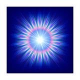Mystic Flower Affiches par  marinini