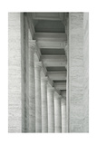 Abstract Columns Poster by  ValentinaPhotos
