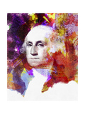 George Washington Prints by  sethydis