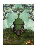 Fairytale House Láminas por  justdd