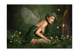 In The Fairy Forest Poster par Atelier Sommerland