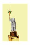 Carrot Dream Plakaty autor Artlover