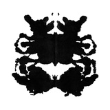 Rorschach Test Poster by  akova