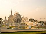 Wat Rong Khun At Chiang Rai, Thailand Posters by  gururugu