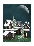 Invierno Láminas por  justdd