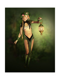 Magic Forest Fairy Prints by Atelier Sommerland