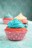 Cupcakes Photographic Print by pink candy