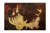 Art Thai Painting Prints by c photo