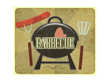 Barbecue Menu Art by  elfivetrov