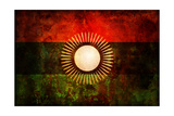 Flag Of Malawi Posters af michal812
