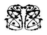 Rorschach Test Print by  akova