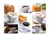 Kaffe Affischer av  Nitr