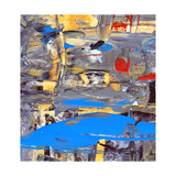 Abstract Painting Poster by Andriy Zholudyev