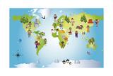World Posters par  millaus