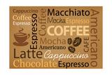 Kaffe Posters av  _LeS_