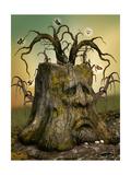 Fantasy Trunk Póster por  justdd