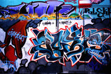 Some Crazy Graffiti Fotografía por  sammyc