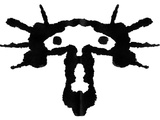 Rorschach Test Art by  akova
