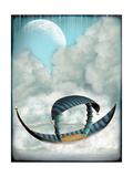 Fantasy Boat Prints by  justdd