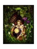 Cocoon Lámina por Atelier Sommerland