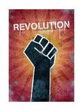 Revolution Poster von  Thomaspajot