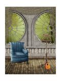 Fantasy Room Póster por  justdd