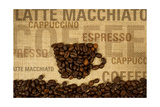 Coffee Poster by  manamatata