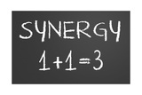 Synergy Concept Poster by  IJdema