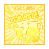 Lemonade Poster Art by  radubalint