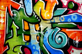 A Smart Graffiti Tag On A Brick Wall Prints by  sammyc