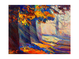 Autumn Forest Prints by Boyan Dimitrov