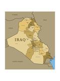 Iraque Posters por  Tupungato