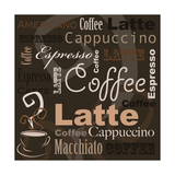 Coffee Premium Giclee Print by  leeser