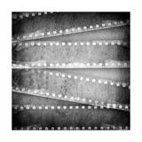 Vintage Film Layout Posters by Eky Studio