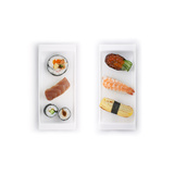 Sushi Set Print by BlueOrange Studio