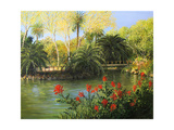 Garden Of Eden Prints by  kirilstanchev