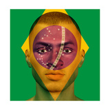 Brazilian Man Prints by  rolffimages