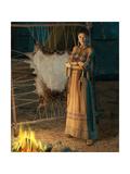 Cheyenne Lady Prints by Atelier Sommerland